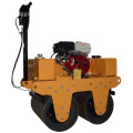 Mini Tandem Road Roller Distributer Uxary trong cửa hàng