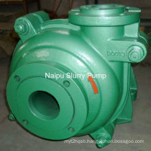 Rubber Lined Wear-Resistant Slurry Pump, Mining Machinery