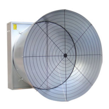 Double-Door/Butterfly Cone Exhaust Fan with CE