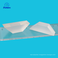 Optical glass dove prism