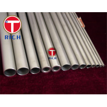 ASTM A688 Seamless Stainless Steel Feedwater Heater Tube