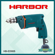 Hb-ED005 Harbour 2016 Venda quente de alta potência Ferramentas Elétricas Ferramentas Broca elétrica furadeiras elétricas