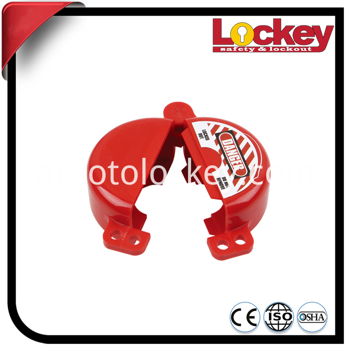 Gas Cylinder Lockout Tagout
