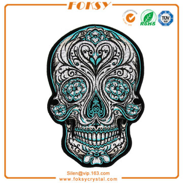 Turkos Sugar Skull Large Back Patch