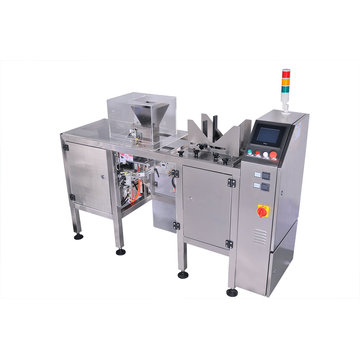 Premade Bag Cat Food Packaging Machine