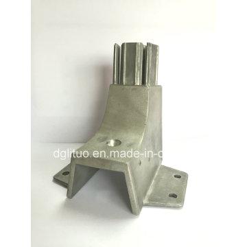 Fornecido peças / liga de alumínio Die Casting / Joint Parts