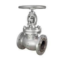 Válvula de globo de acero fundido ANSI