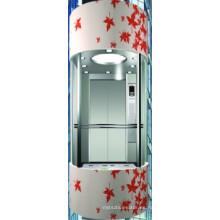 Elevador de observación con capacidad de 1600 kg (pequeño y exquisito)