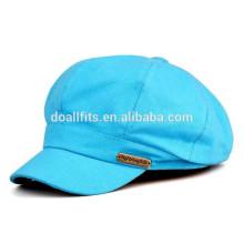Barato y de alta calidad coreana tendencia Octagonal gorra hecha en China