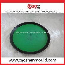 De alta calidad / plástico de doble color de placa de la fruta de molde