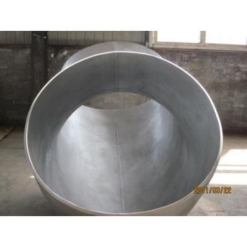 "DN500 20"" BW carbon steel elbow ASTM A420 WPL6 for pipe line"