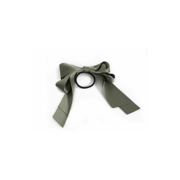 hair accessories hair tie with ribon bow