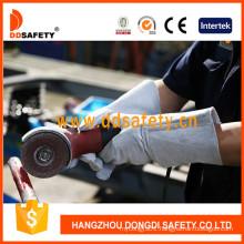 Grey Cow Split Leather Welder Glove Work Glove Dlw620