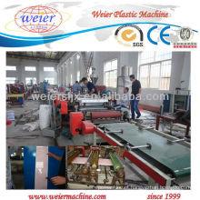 Placa de teto de PVC Máquina de impressão de plástico