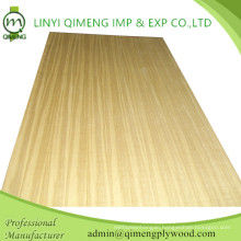 Gloden Yellow Color Ep Teak Fancy Plywood with 3A, 2A Grde