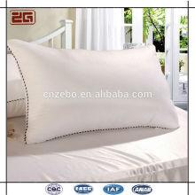 Высокое качество мягкой Дешевые продажи Hotel хлопок / полиэстер / волокна подушка / подушка Внутренний