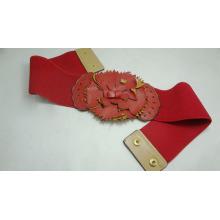 2014 breite Art und Weisefrauen kleiden elastisches Gurt-KL0074 an