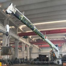 30m Marine Telescopic Crane for Shipyard Vessel
