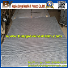 Top Quality Square Decorative Crimped Wire Mesh
