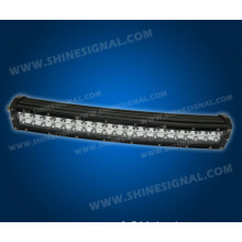 120W hors route R-Tex militaire courbe LED Light Bar (CBD3-40)