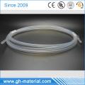 High Temperature White Plastic PTFE Teflon Tube 3D Printer