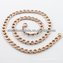 cheap wholesale high-end 2014 fashion rose gold necklace for women god