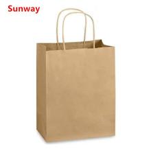 Small kraft paper bags