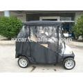 golf cart rain curtain, golf cart rain coat, enclosure for golf cart
