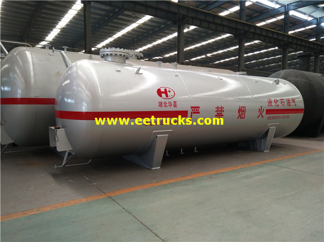 10ton Domestic Propane Vessels