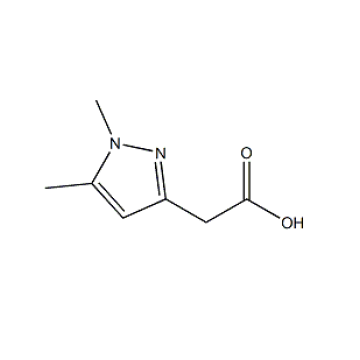 2-(1,5-Dimethyl-1H-Pyrazol-3-YL)Acetic Acid CAS 1185292-77-6
