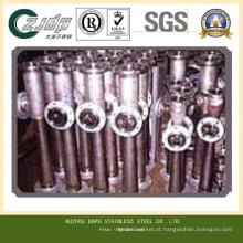 Fabricação de aço inoxidável ASTM 304L, 316, 316L, 317L