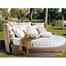 Rattan Furniture/Garden Furniture/Wicker Furniture/Outdoor Furniture/Chaise Lounger (5004)