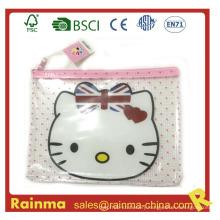 PVC Pencil Bag for School