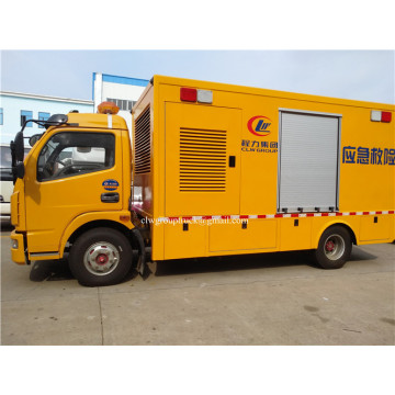 mobile Multifunction rescue Engineering rescue vehicle hot sales