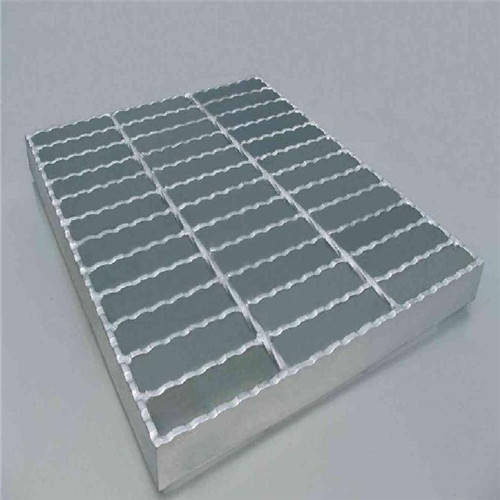 Stainless Steel serrated steel grating low price