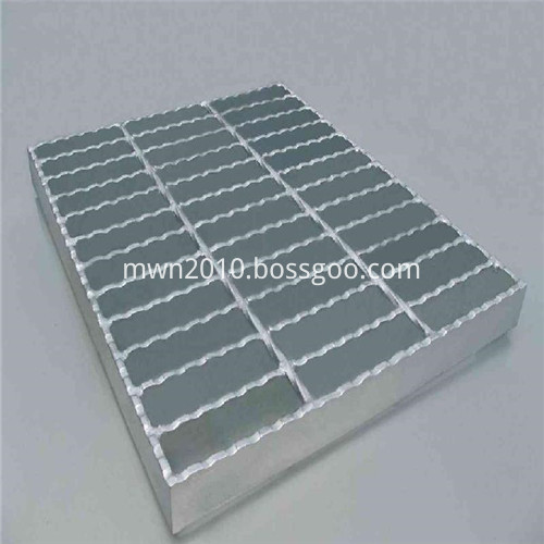 Stainless Steel serrated steel grating
