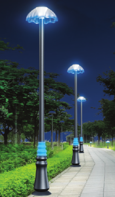 Landscape Courtyard Lamps