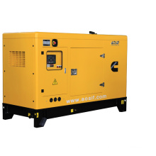 AOSIF soundproof canopy 100kw diesel generator price list
