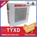 custom printing personalized aed wall mounted cabinet for AED