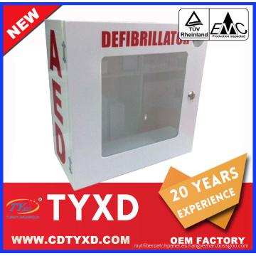 gabinete montado en la pared personalizado de la impresión personalizada para AED