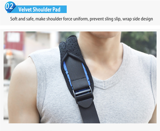 breathable elbow support