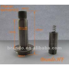Componentes pneumáticos Válvula solenóide Diâmetro do tubo de saída 13mm