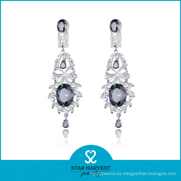 Factory-Direct, Good Quality Silver Earring Jewelry en 2016 (E-0139)