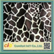 2014 nouveau design prix bas haute qualité tissu de velours