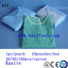 Surgeon Isolation Surgical Gown Medical Dressing for Hospital Kxt-Sg06