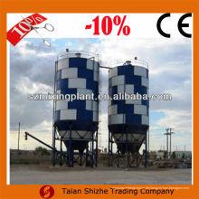 Bau Zement Silo