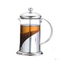 800ml Home Use Glass Tea Press