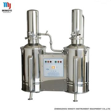 Équipement à eau distillée pour utilisation en laboratoire