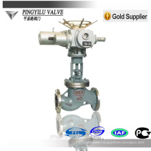 Stainless steel gg25 globe valve pn16 made in china