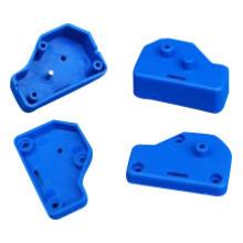 El molde de precisión electrónico plástico parte piezas de la base